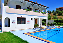 Anthos Apartments in Plakias, Crete